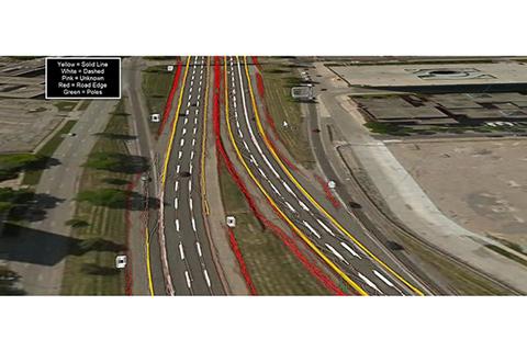 Automatic generation of lane level HD map