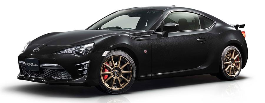 """特別仕様車 GT""""BLACK LIMITED""""(6速マニュアル車)"""