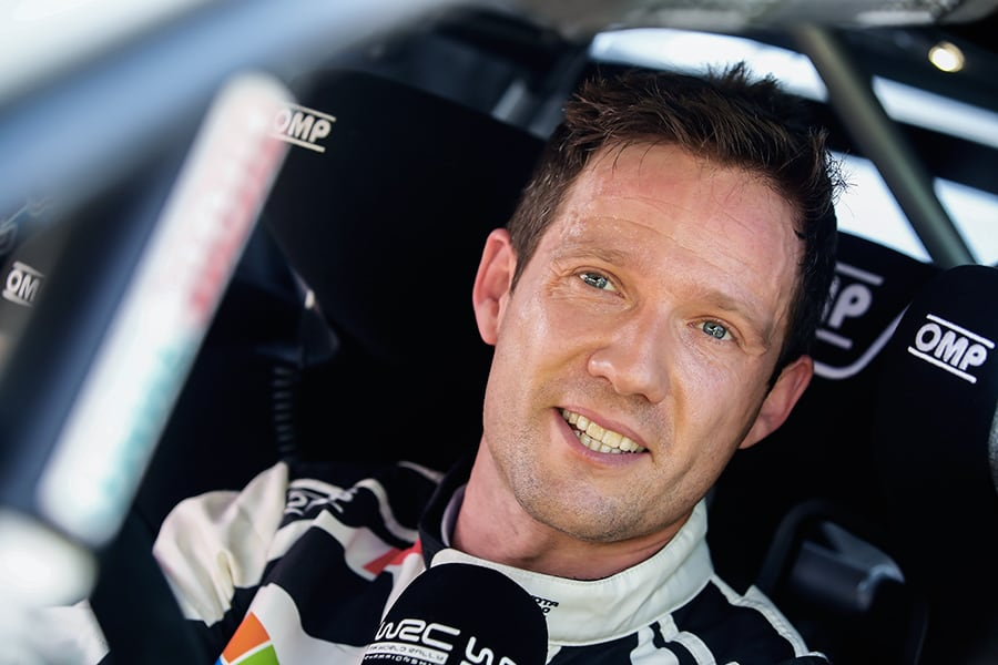 Sébastien Ogier (Driver car 17)