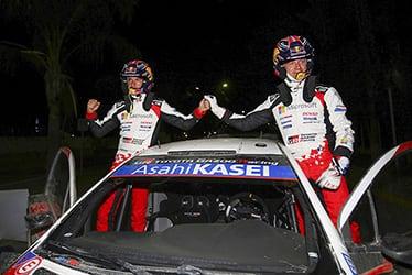 Julien Ingrassia / Sébastien Ogier, driver; 2020 WRC Round 3 Rally Mexico