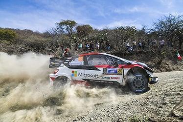 2020 WRC Round 3 Rally Mexico