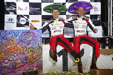 Sébastien Ogier / Julien Ingrassia, driver; 2020 WRC Round 3 Rally Mexico