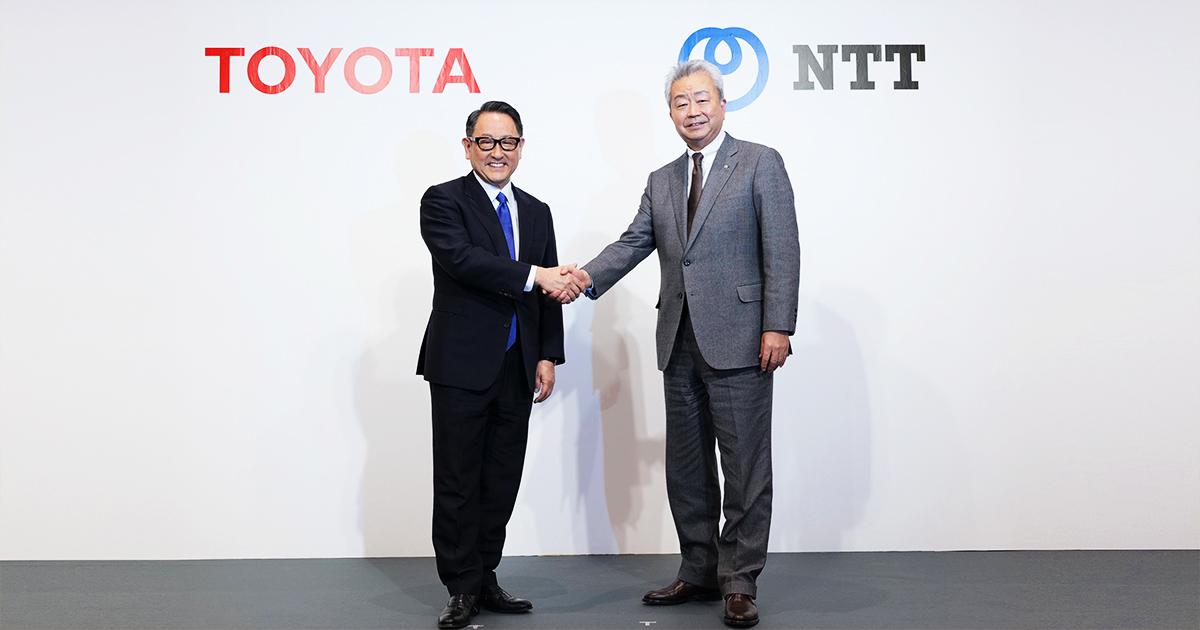 トヨタの原点はすべての人に幸せを届けること。両社が提携で目指すのは ...