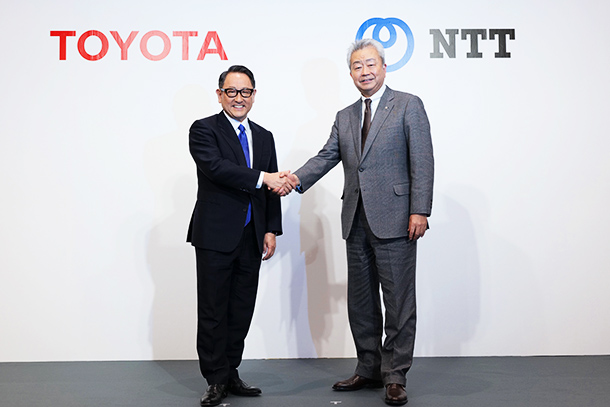 Toyota's roots are found in delivering happiness to all people. The aim of alliance of both companies is to build a platform for the future that can support a prosperous life for people with focus centered on people.