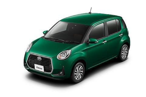 """特別仕様車 MODA""""Charm""""(2WD)(ダークエメラルドマイカ)"""