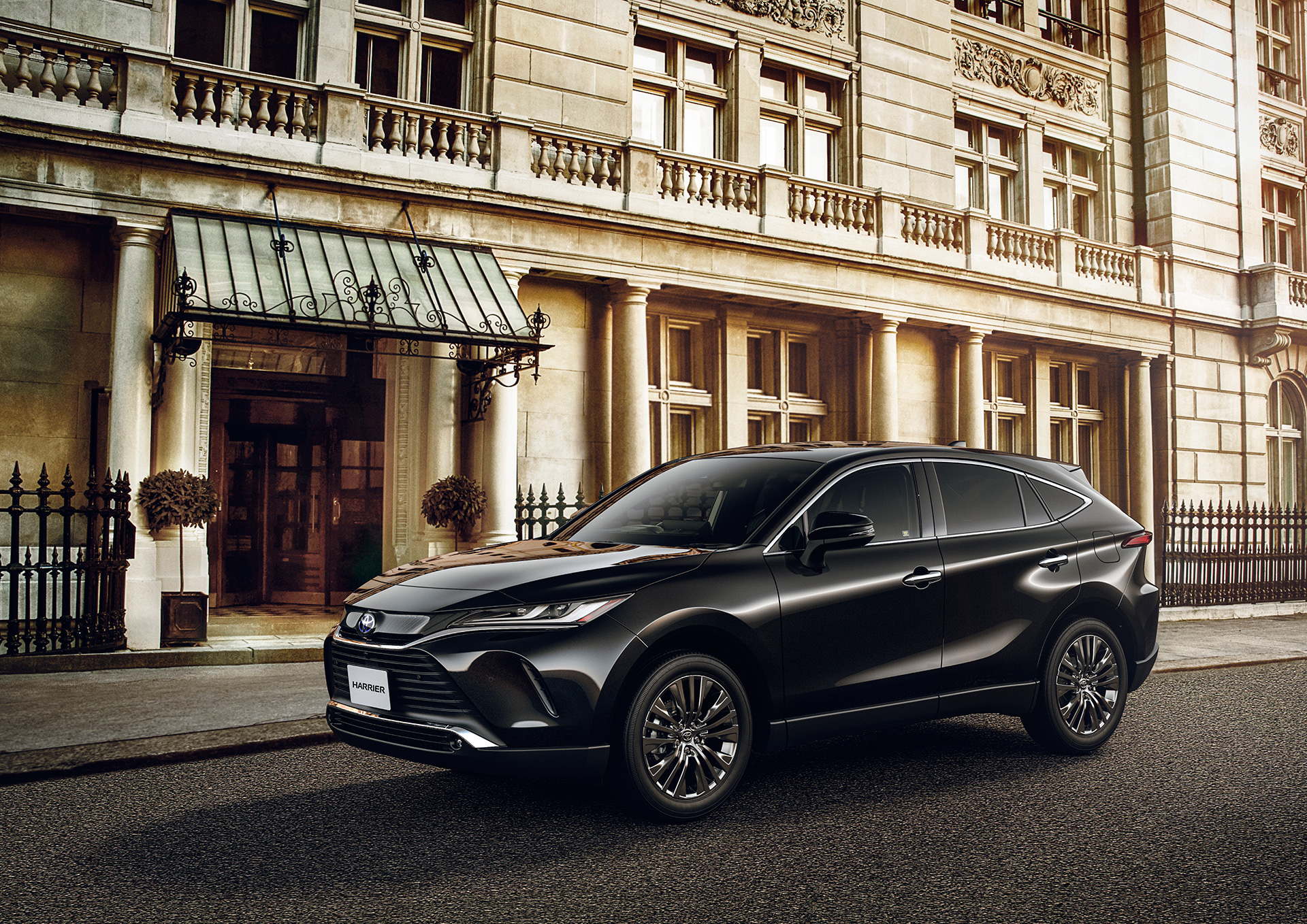Toyota to Unveil New Model Harrier in JapanOffering a new presence that goes beyond the traditional SUV category - Image 1