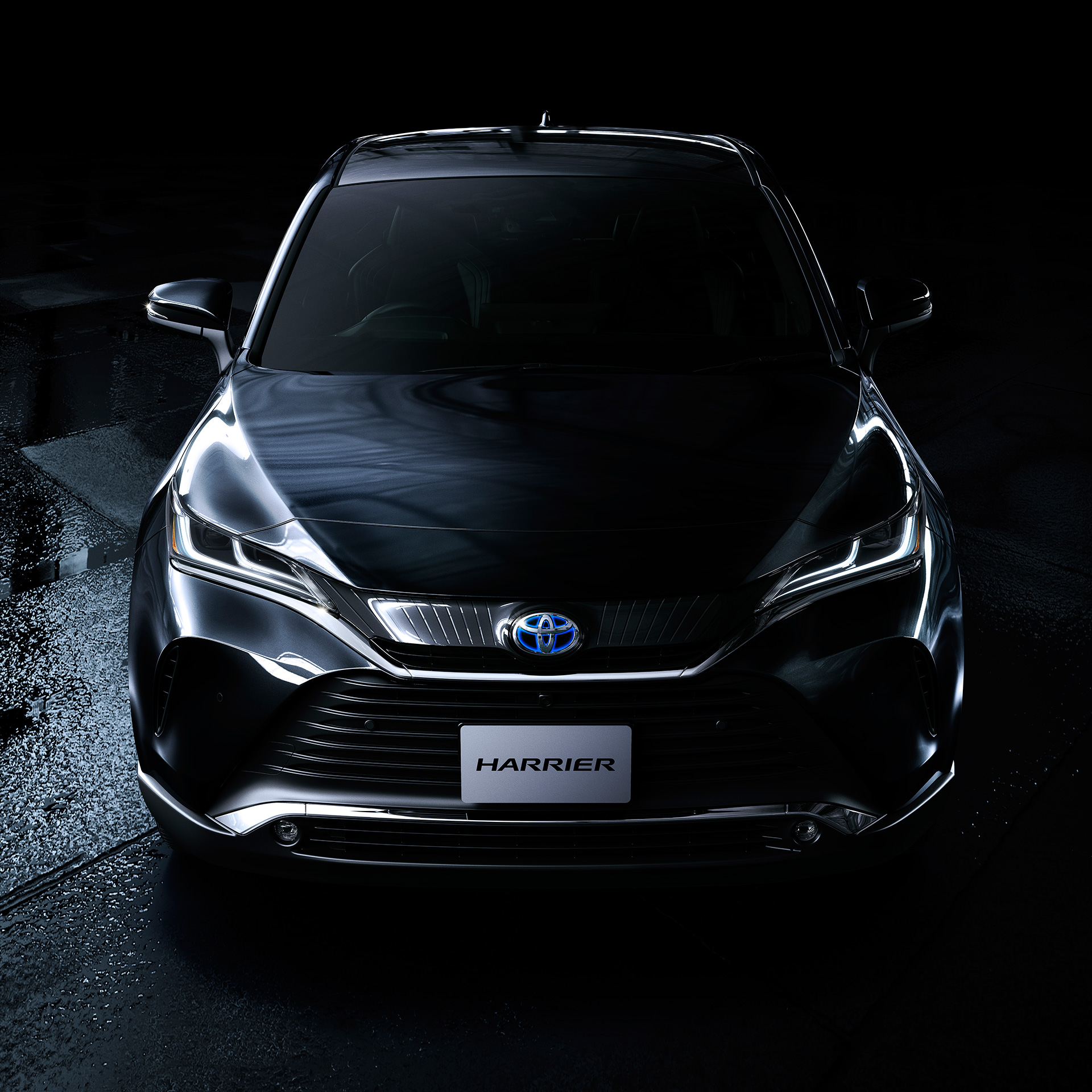 Toyota to Unveil New Model Harrier in JapanOffering a new presence that goes beyond the traditional SUV category - Image 5