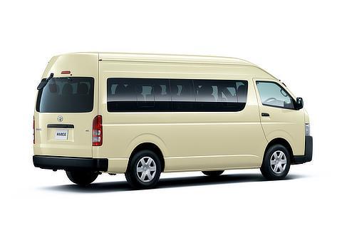 コミューター GL(スーパーロング・ワイドボディ・2WD・2700ガソリン車)(ライトイエロー)<オプション装着車>