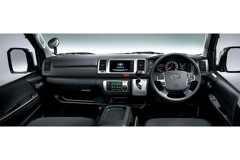 バン スーパーGL(標準ボディ・2WD・ディーゼル車)<オプション装着車>
