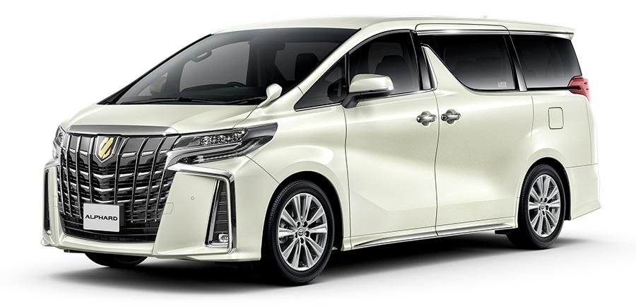 """アルファード 特別仕様車 S""""TYPE GOLD""""(ガソリン・2WD)<オプション装着車>"""
