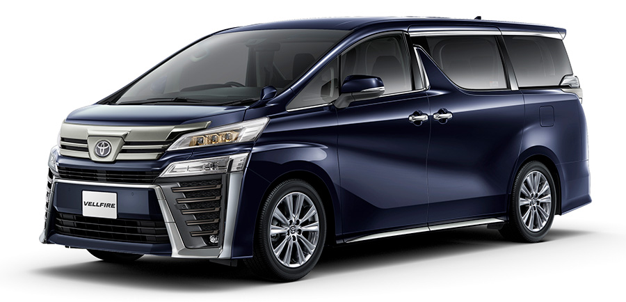 """ヴェルファイア 特別仕様車 Z""""GOLDEN EYES""""(ガソリン・2WD)<オプション装着車>"""