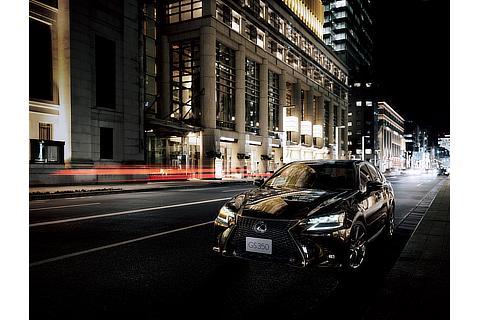 "GS350 特別仕様車""Eternal Touring""(グラファイトブラックガラスフレーク)"