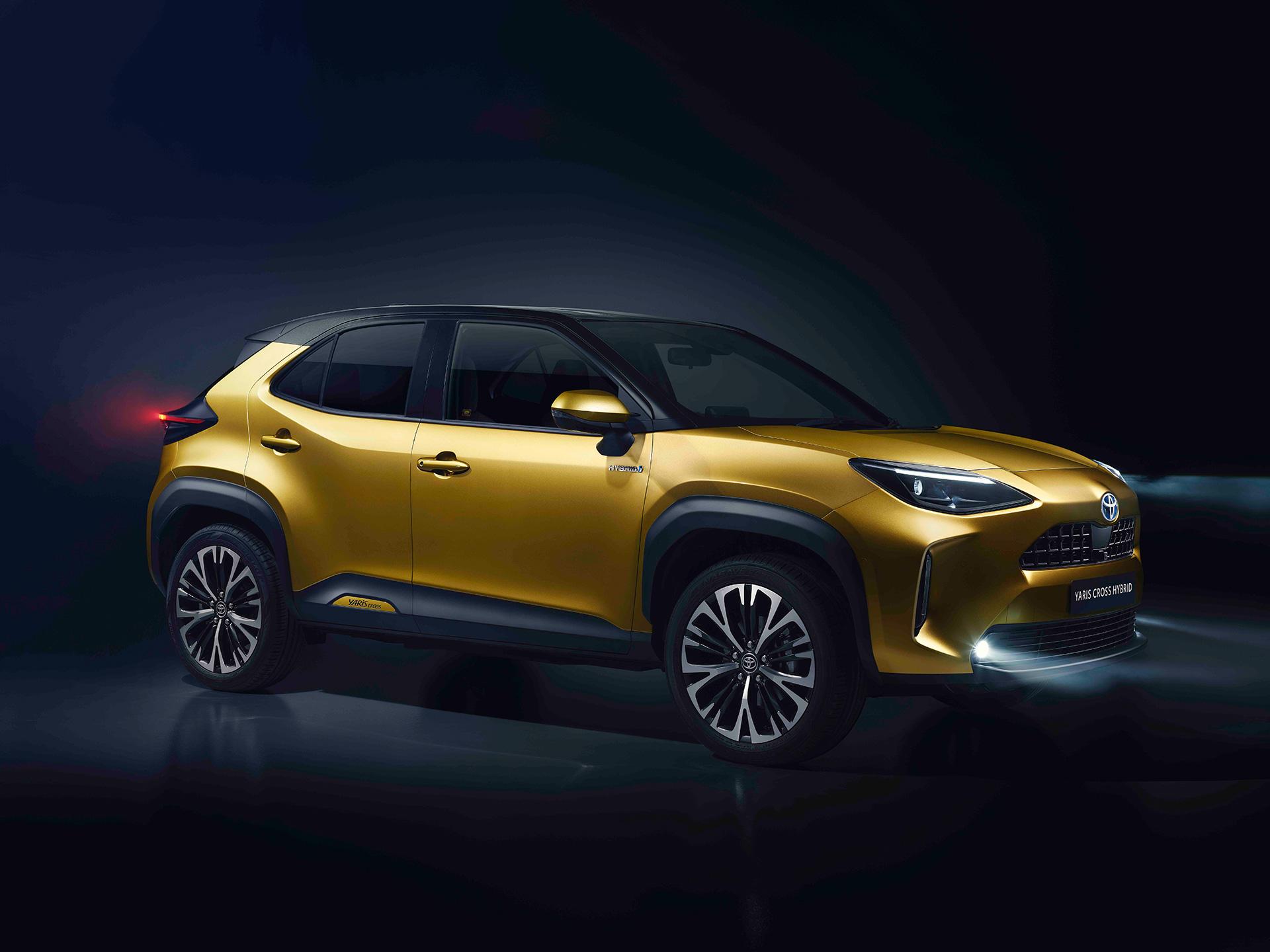 Toyota's Yaris Cross Makes World Debut - Image 4