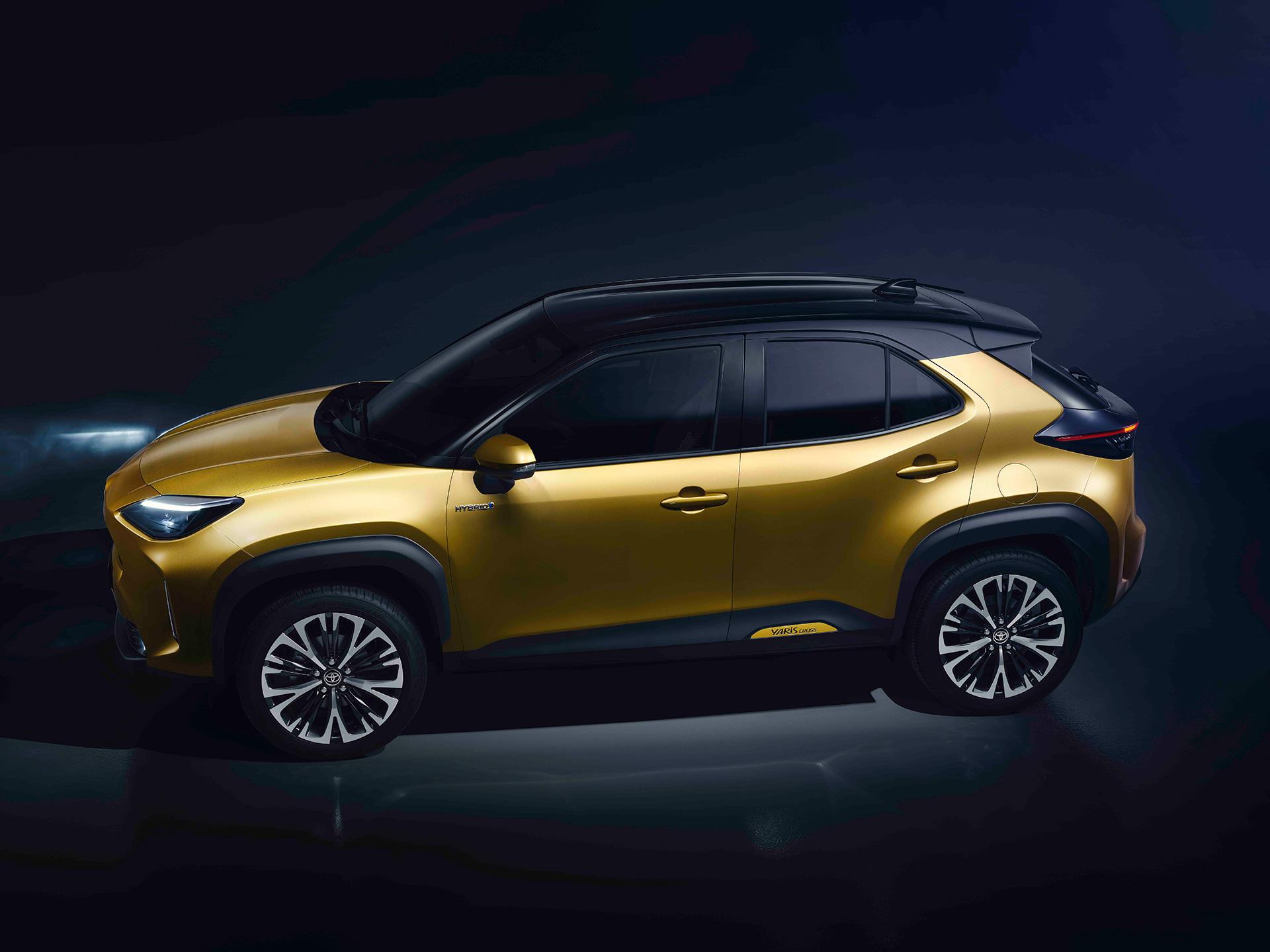 Toyota's Yaris Cross Makes World Debut - Image 2