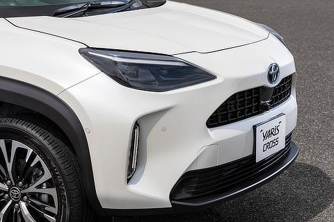 All-new Yaris Cross (prototype)
