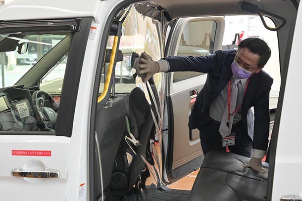 トヨタ 自動車 コロナ ウィルス