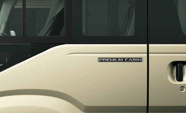 PREMIUM CABIN専用ステッカー