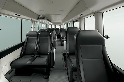 PREMIUM CABIN(21人乗り・6AT車)