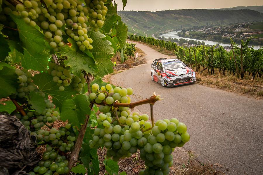 WRCラリー・ドイツ