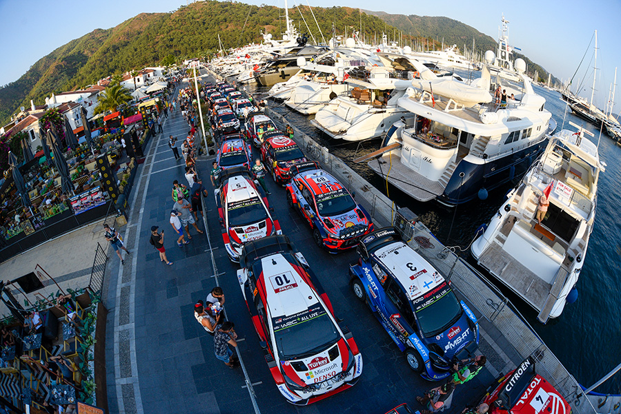 WRCラリー・トルコ