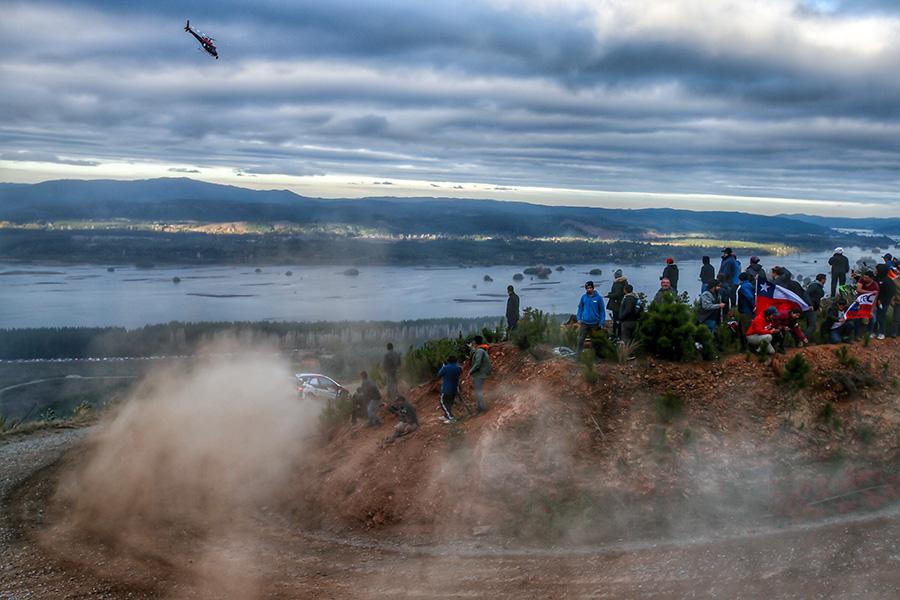 WRCラリー・チリ