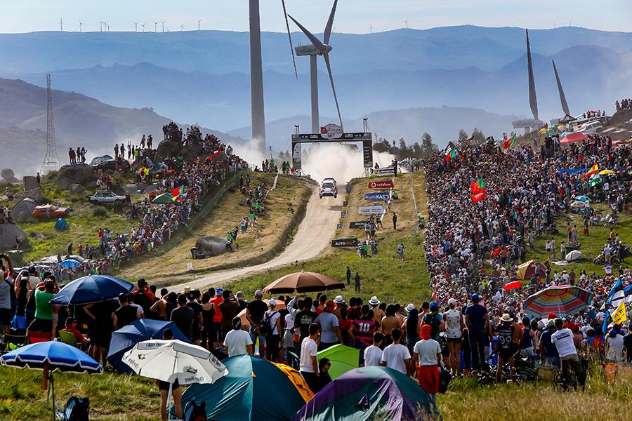 WRCラリー・ポルトガル
