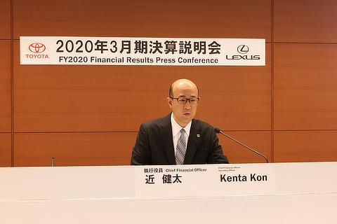 Kenta Kon, Operating Officer