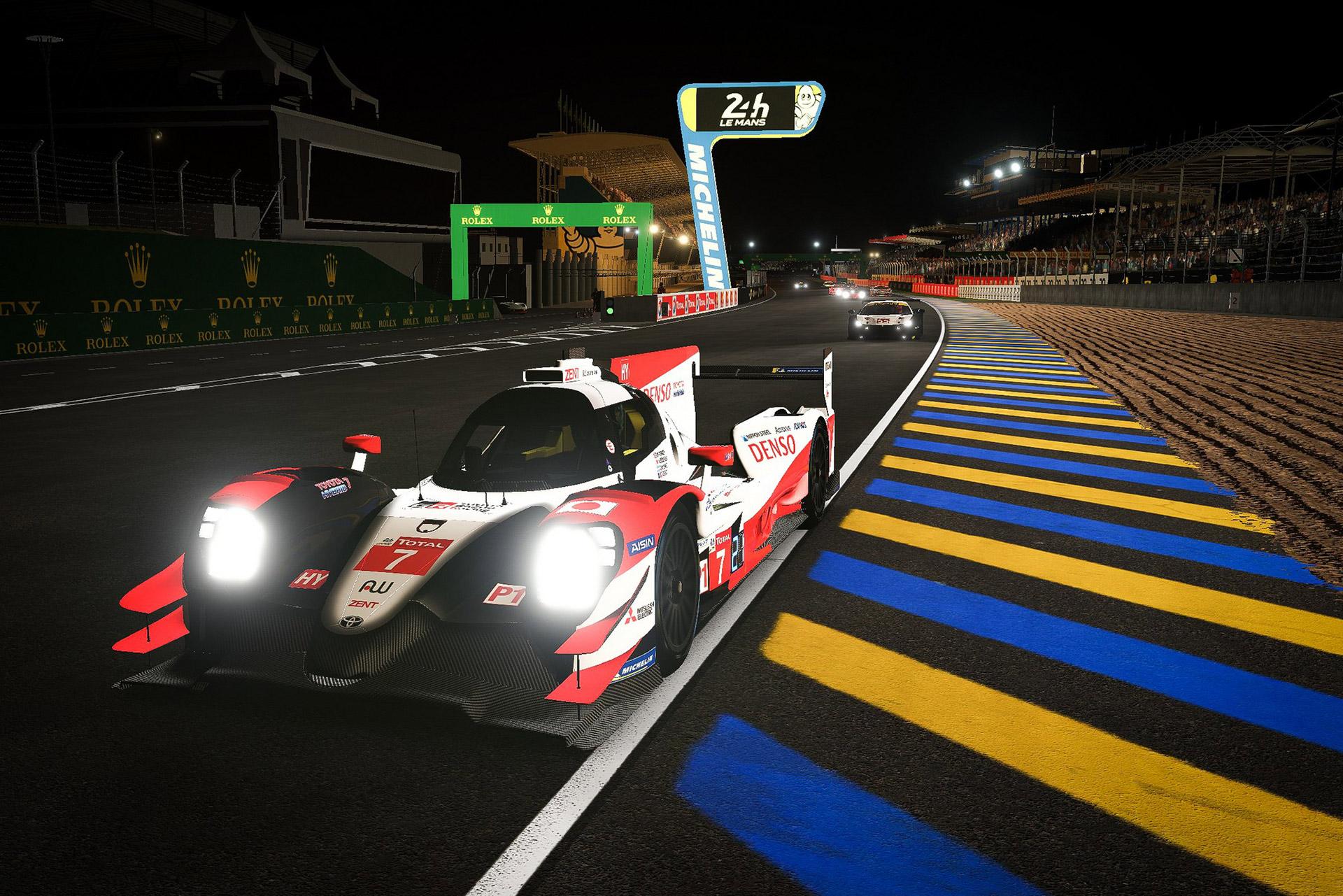 TOYOTA GAZOO Racing to Make Virtual Le Mans Debut - Image 1