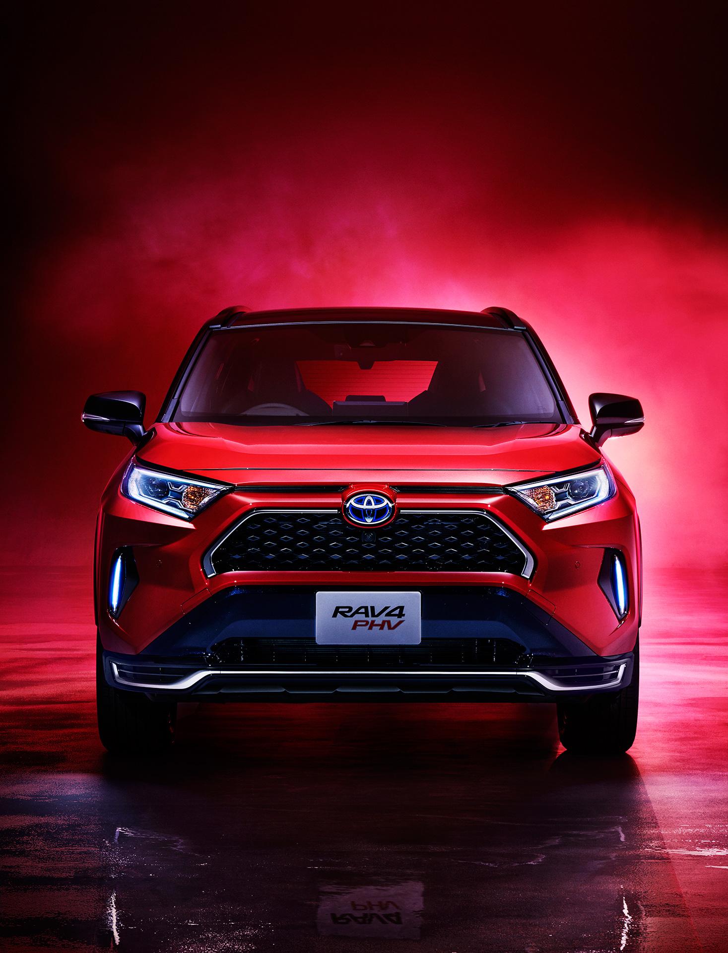 Toyota Launches New Model RAV4 PHEVBoosting the Intrinsic Driving Pleasure of RAV4 - Image 1