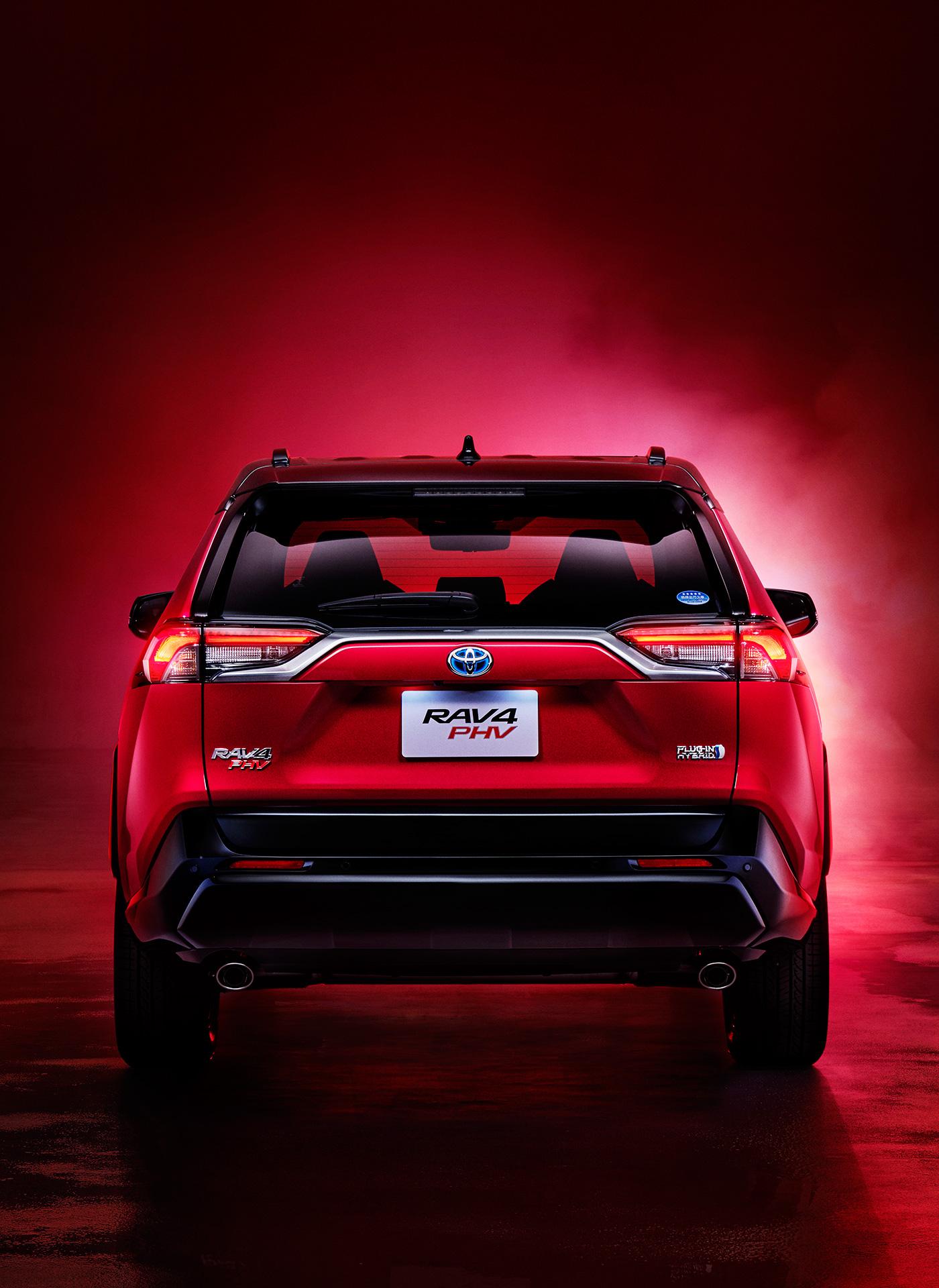 Toyota Launches New Model RAV4 PHEVBoosting the Intrinsic Driving Pleasure of RAV4 - Image 2
