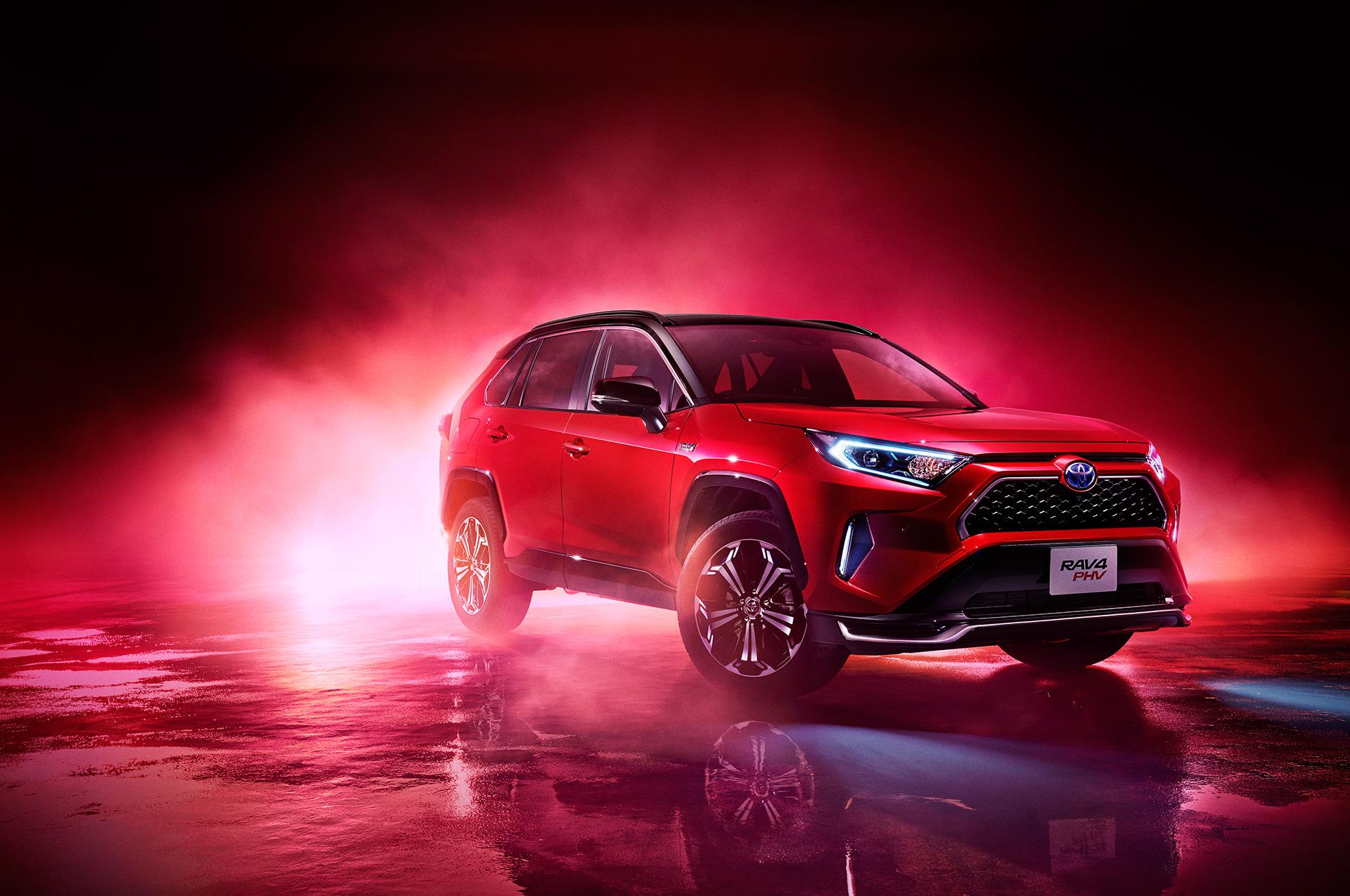 Toyota Launches New Model RAV4 PHEVBoosting the Intrinsic Driving Pleasure of RAV4 - Image 3