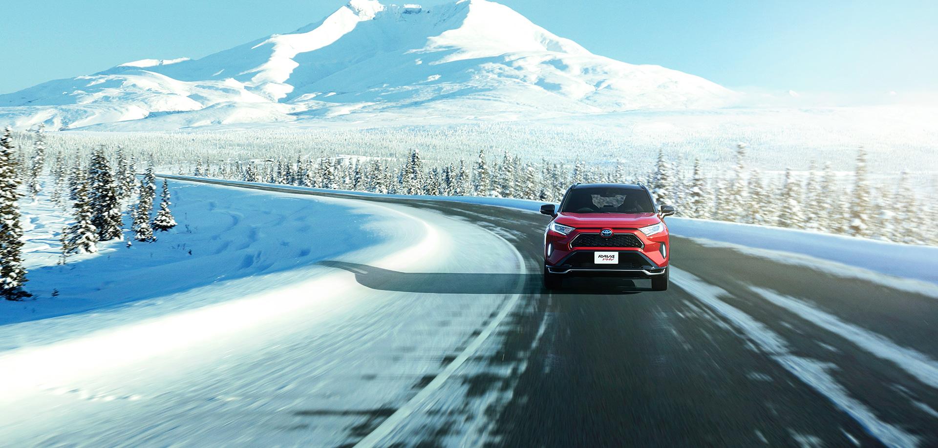 Toyota Launches New Model RAV4 PHEVBoosting the Intrinsic Driving Pleasure of RAV4 - Image 6