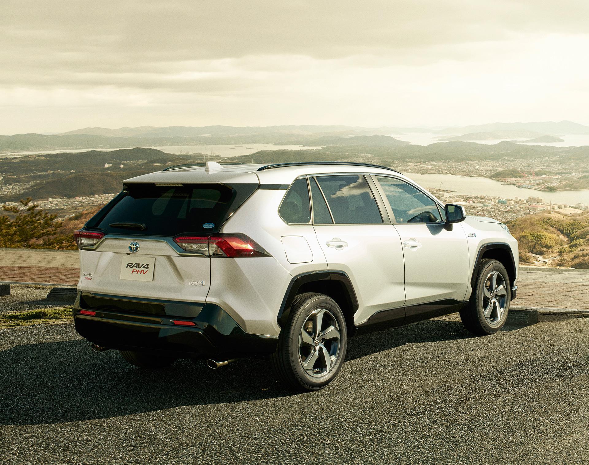 Toyota Launches New Model RAV4 PHEVBoosting the Intrinsic Driving Pleasure of RAV4 - Image 7