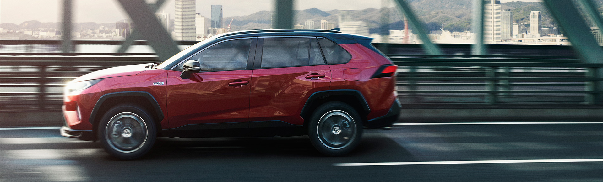Toyota Launches New Model RAV4 PHEV