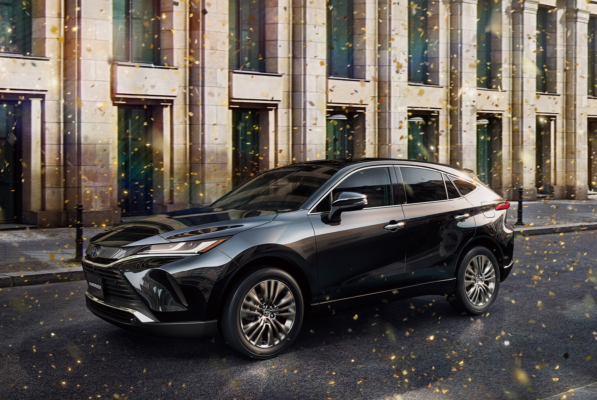 Toyota Launches New Model Harrier in Japan - Image 8