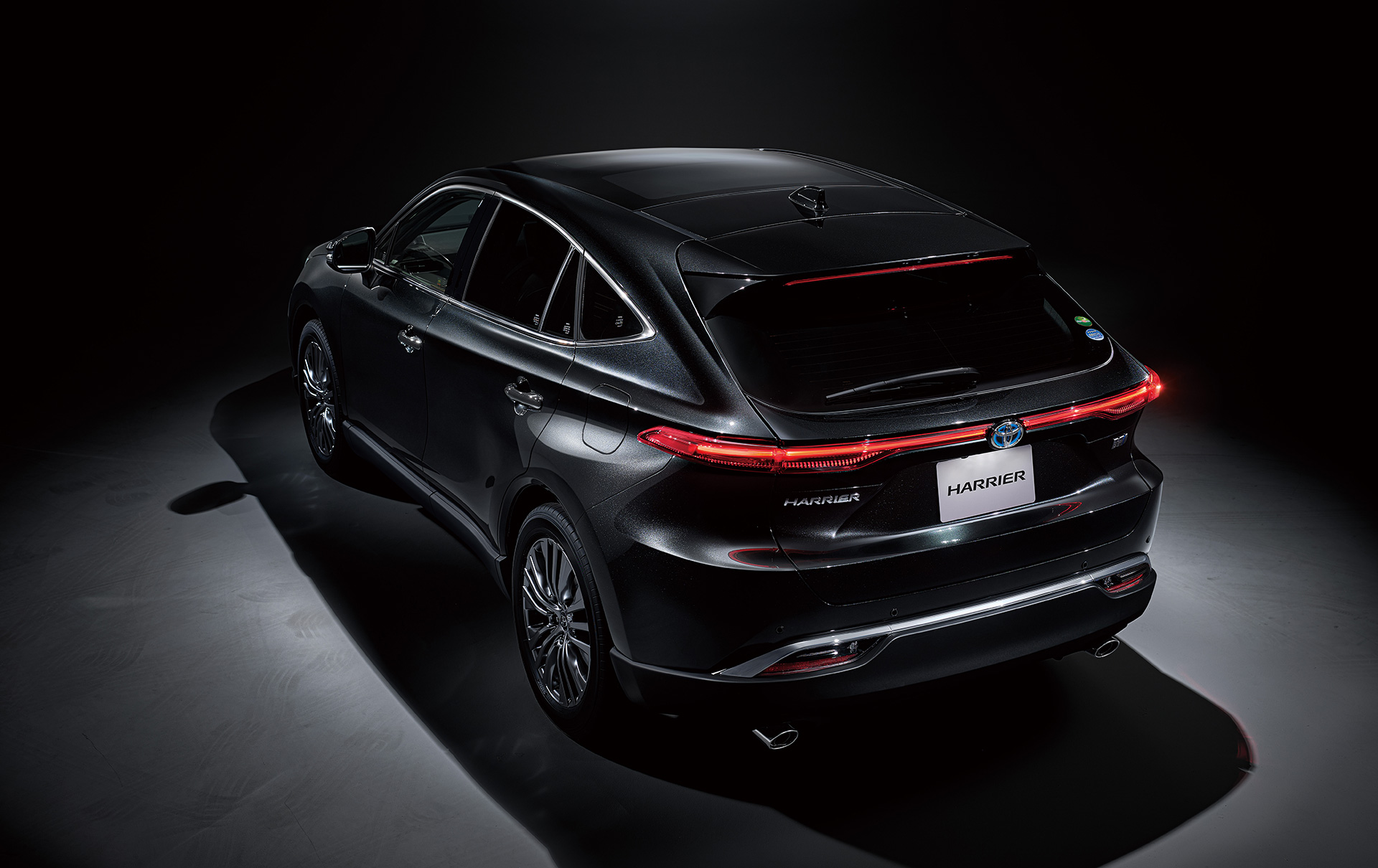 Toyota Launches New Model Harrier in Japan - Image 7
