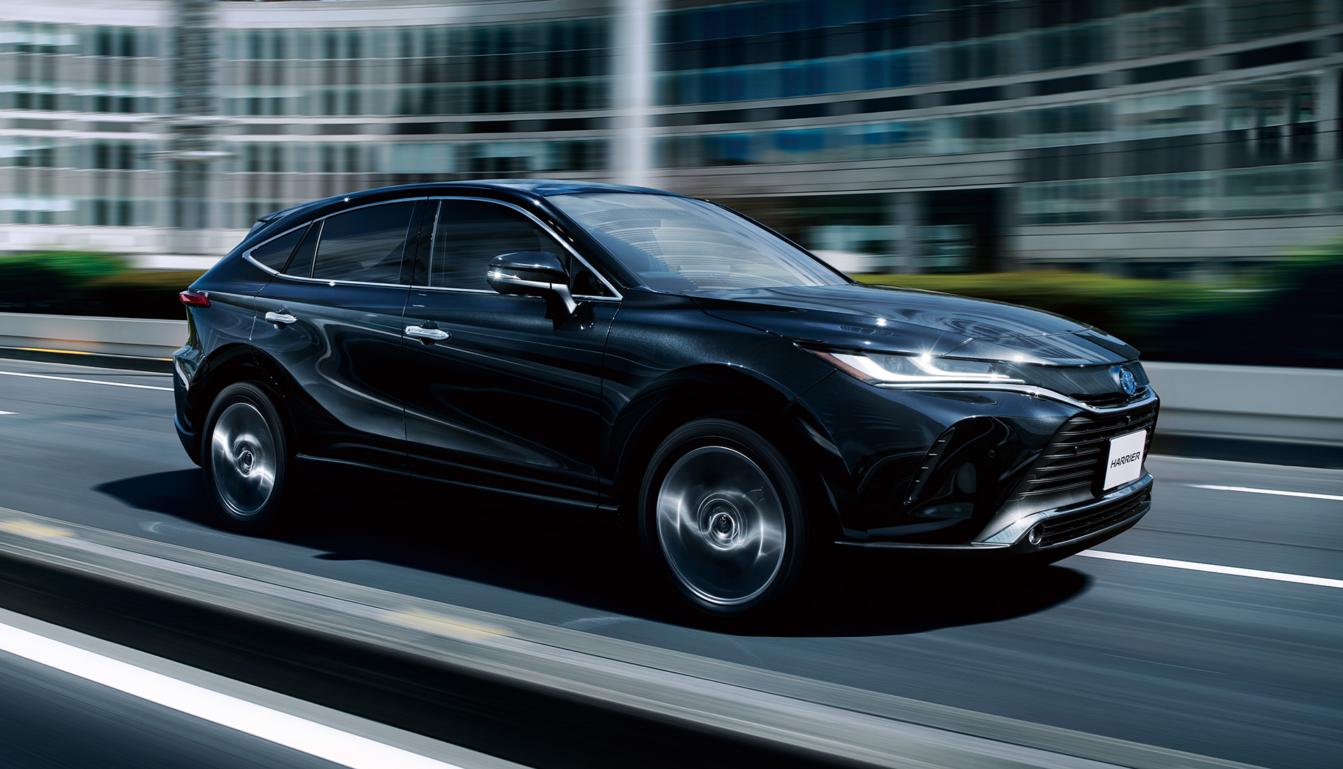 Toyota Launches New Model Harrier in Japan - Image 5