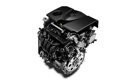 2.0L ダイナミックフォースエンジン M20A-FKS