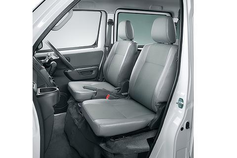 タウンエース バン GL 4WD フロントシート