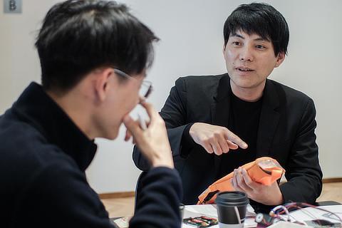 重松 象平(2020年1月撮影)