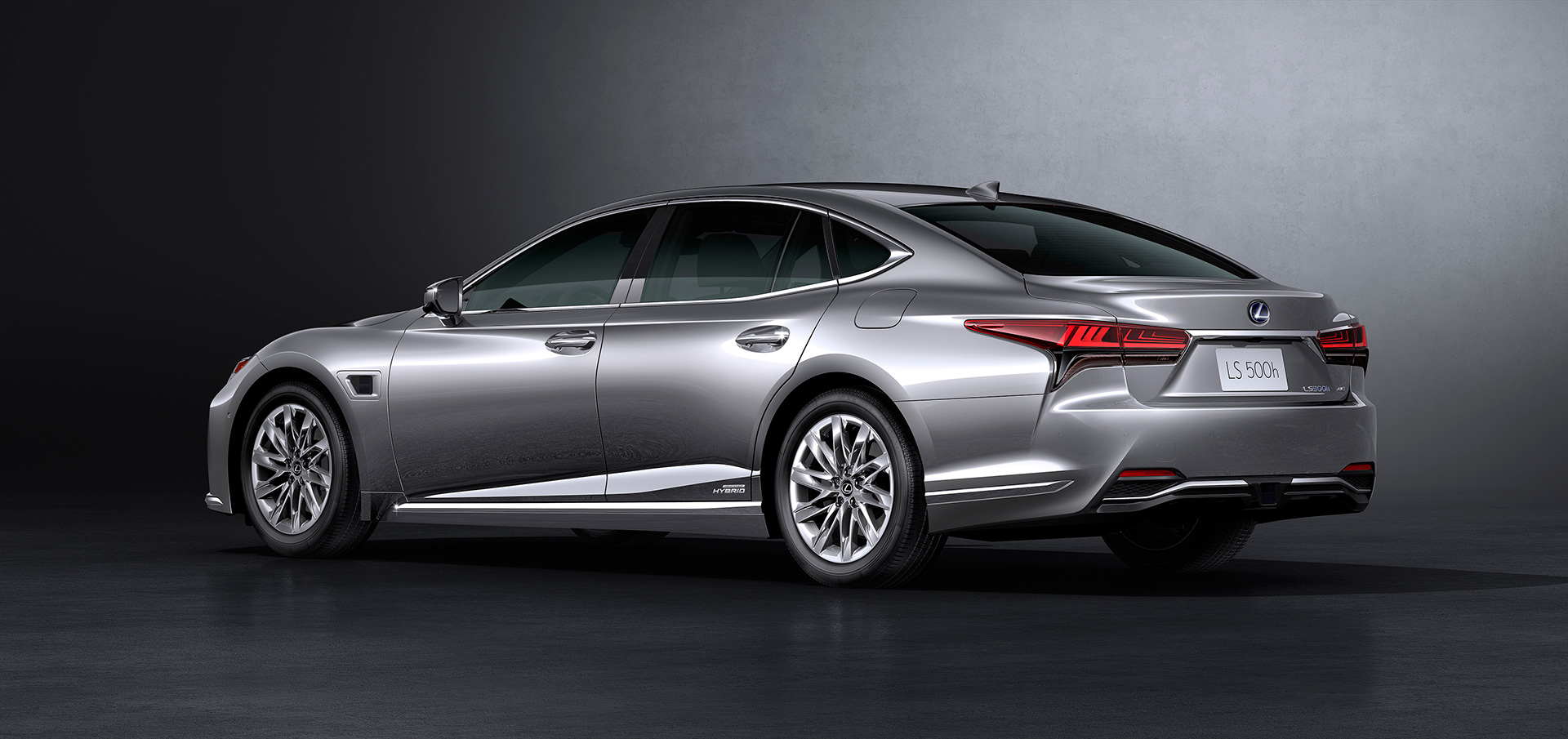 Lexus Premieres New LSContinuing the relentless evolution of a brand flagship, and introducing Lexus Teammate―the latest in advanced driving assist technologies - Image 8