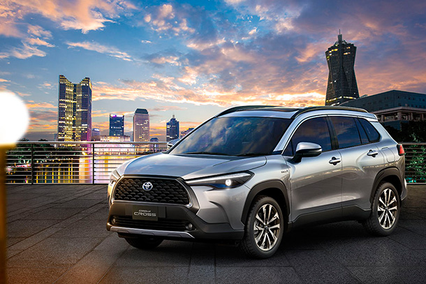 """Corolla Meets SUV""―Toyota Unveils Corolla Cross in Thailand, a New Compact SUV Adding Further Strength and Functionality to the Corolla Series"
