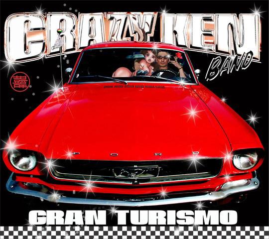 『GRAN TURISMO』提供 : DOUBLE JOY RECORDS