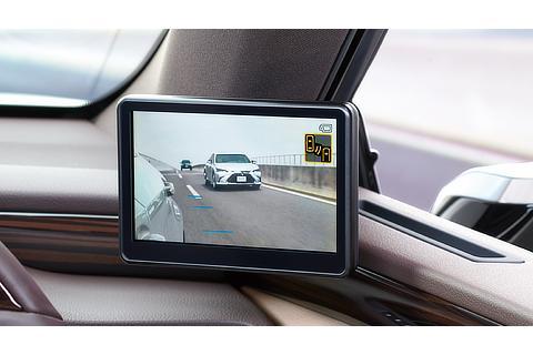 デジタルアウターミラーディスプレイ(運転席側)