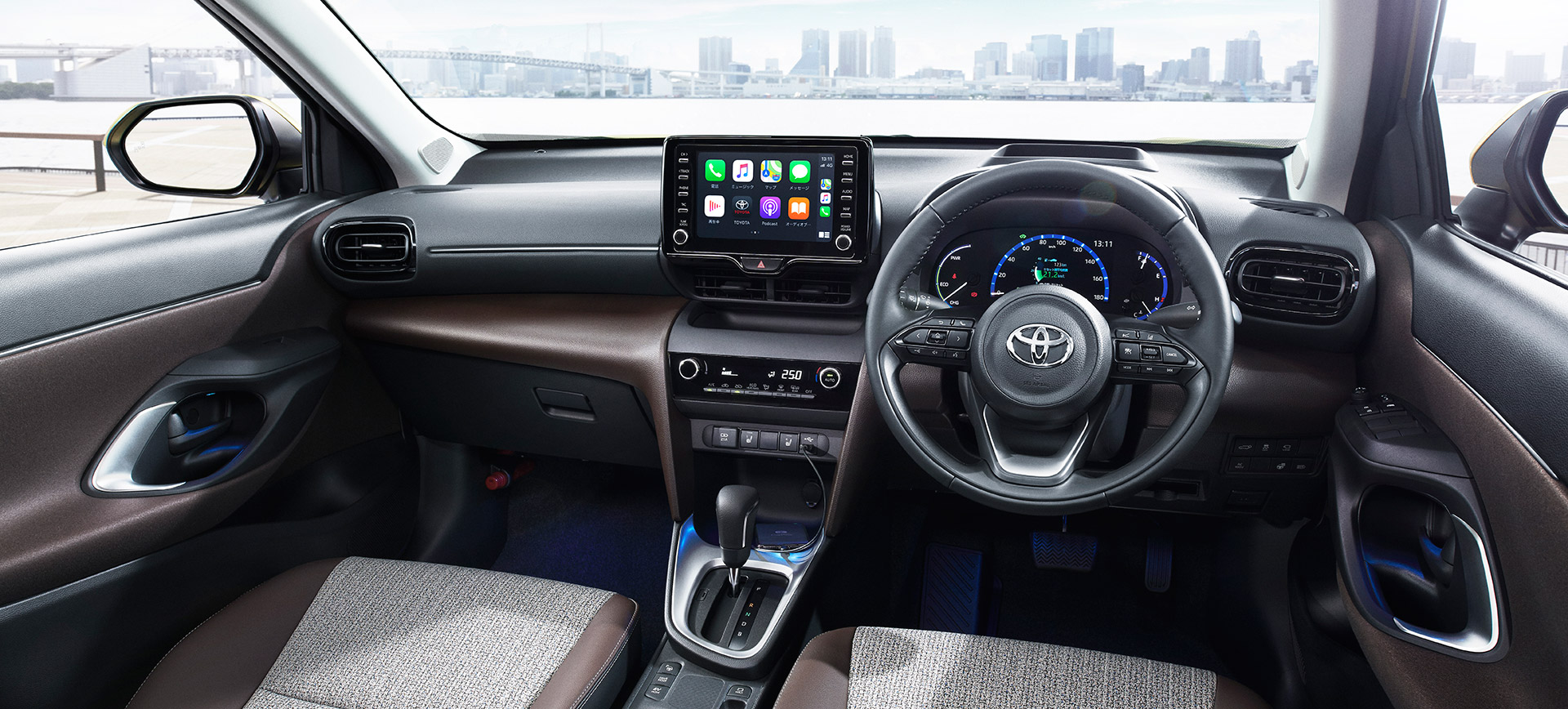 Toyota Rolls Out All-New Yaris Cross in JapanRevamping the Typical Concept of a Compact SUV, Yaris Cross Provides Novel Value - Image 5
