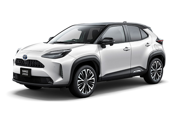 Toyota Rolls Out All-New Yaris Cross in Japan