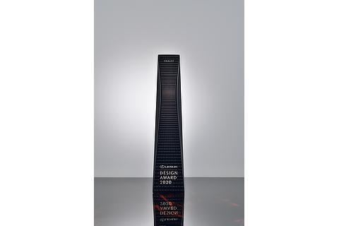 LEXUS DESIGN AWARD 2020 Trophy