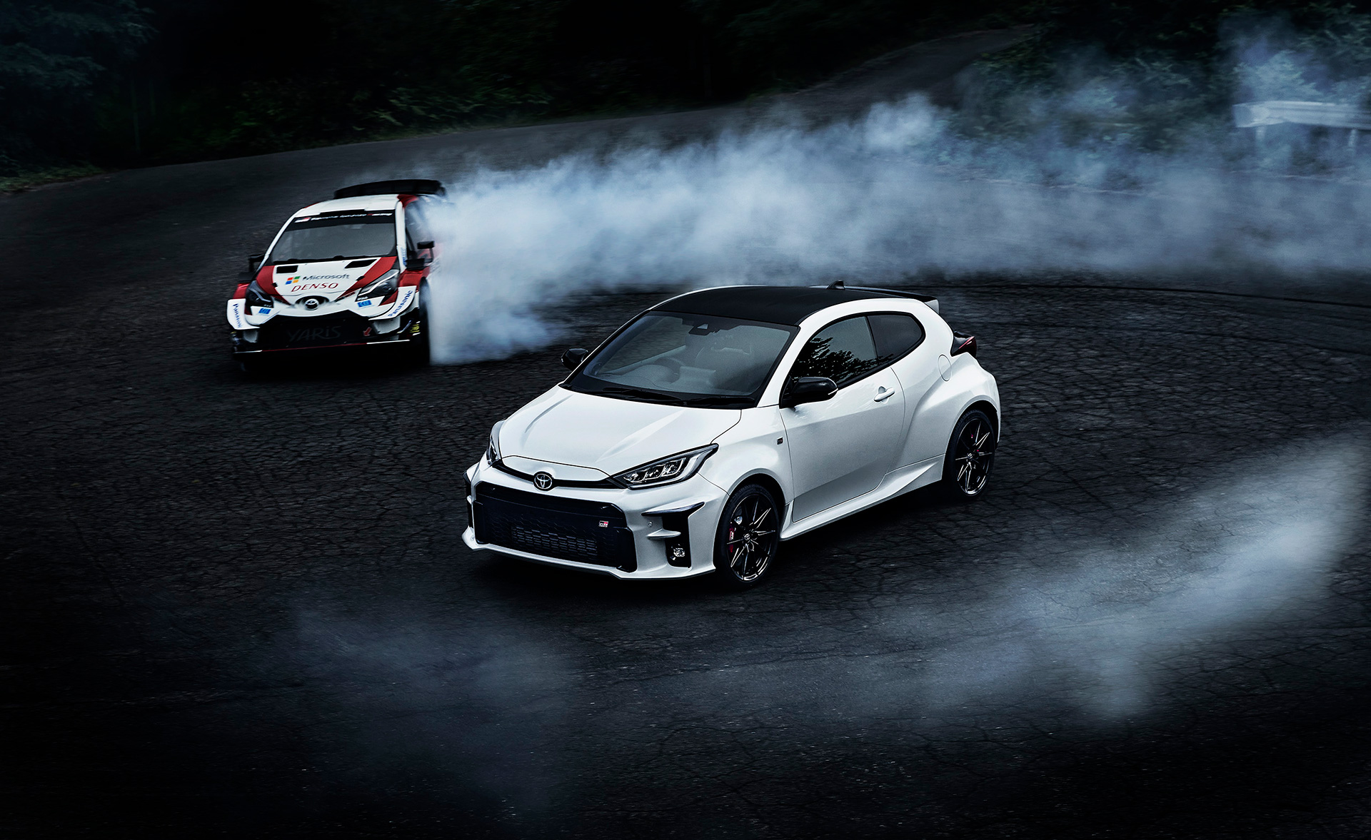 Toyota Celebrates Launch of New GR Yaris in Japan with Virtual EventGR YARIS ONLINE FES Event to be Held September 16 - Image 8