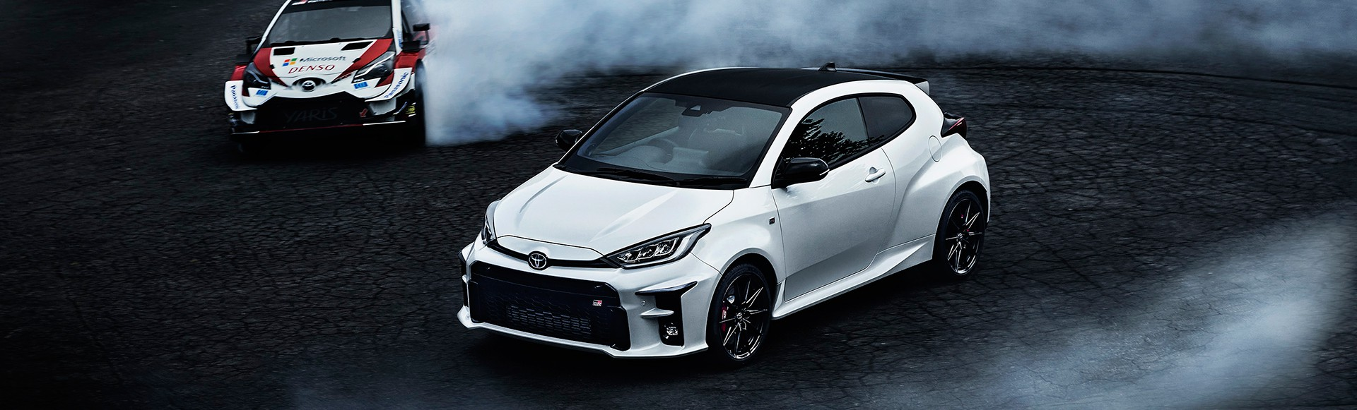 Toyota Celebrates Launch of New GR Yaris in Japan with Virtual Event