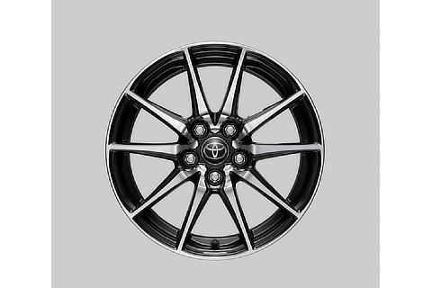 Dedicated 16-inch cast aluminum wheel
